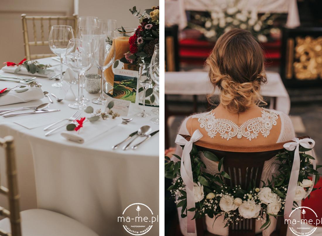 Polsko Francuski ślub W Pałacu Goetz Mrs Design